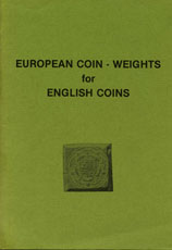 Houben - European coin-weights for English coins